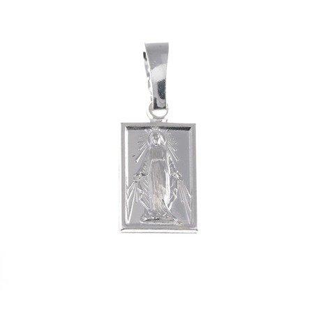 Medalik srebrny - Matki Bożej Niepokalanej Cudowny Medalik M013
